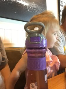 How Nuby helped our daughter learn to self feed. Learn to self feed tips #toddlerlife #lifeskills
