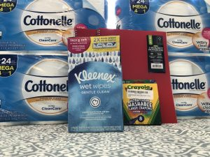 #ad #shopbacktoschool Ease back into school with these back to school tips. Save money on school supplies with @kleenenx @cottonelle