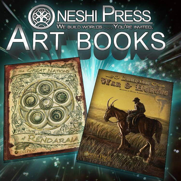 Oneshi Press Art Books
