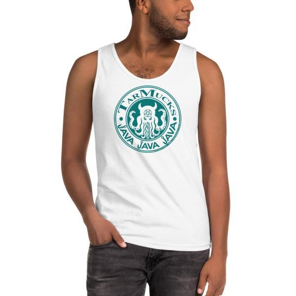 Tarmucks corporate coffee franchise Tank Top