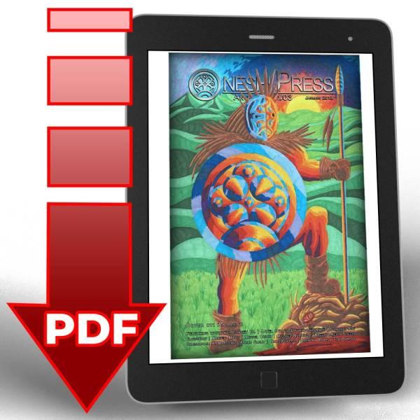 Oneshi Press Comics Anthology Number Three Digital .PDF Download