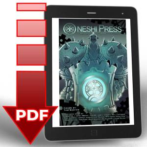 Oneshi Press Comics Anthology Number Four Now Available as a digital .pdf download