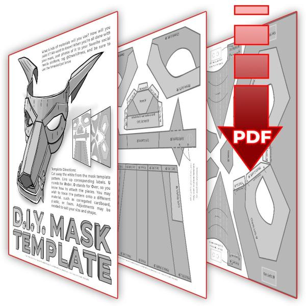 Mask of Patience Template cover image