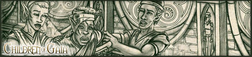COG - Great Nations of Rendaraia - Knight-of Danrock Lone Survivor