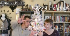 holiday gift-giving with oneshi press