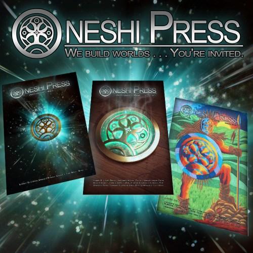 oneshi press store comics