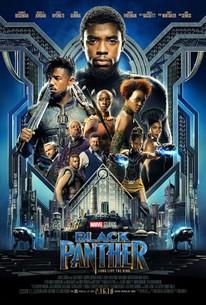 black panther movie poster marvel
