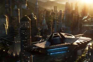 Birnin Zana Wakanda capital city Marvel