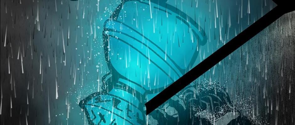 the bottle image comic panel a.m. paulson jason r. johnson oneshi press