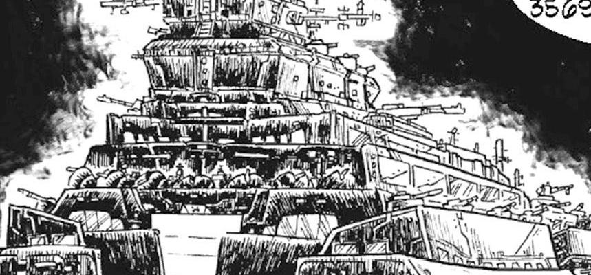 dispose comic panel by diego vidal oneshi press anthology 04