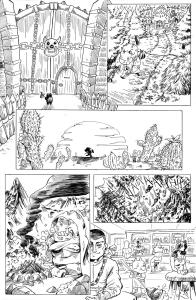 pagina 1 diego vidal oneshi press