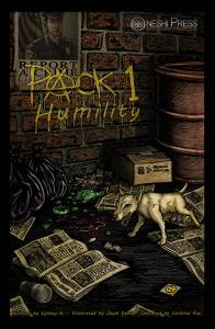 PACK comic book issue #01 Humility - Cover
