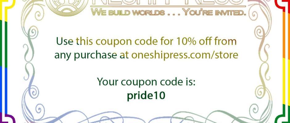 pride10 oneshi press coupon pride month