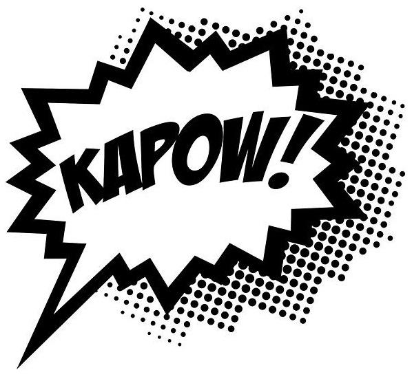 kapow how to write comics panel descriptions