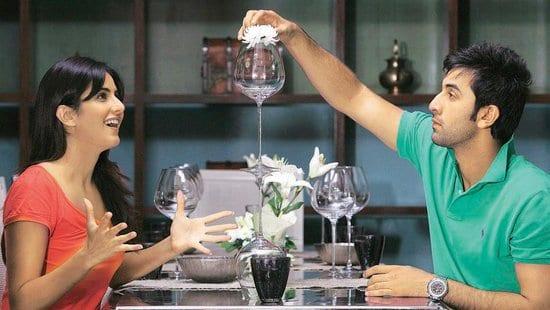 Ranbir Kapoor & Katrina Kaif on HT Brunch Magazine