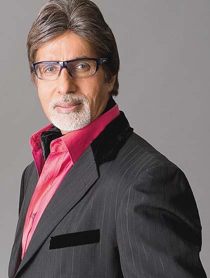 Veteran Actor-Amitabh Bachchan