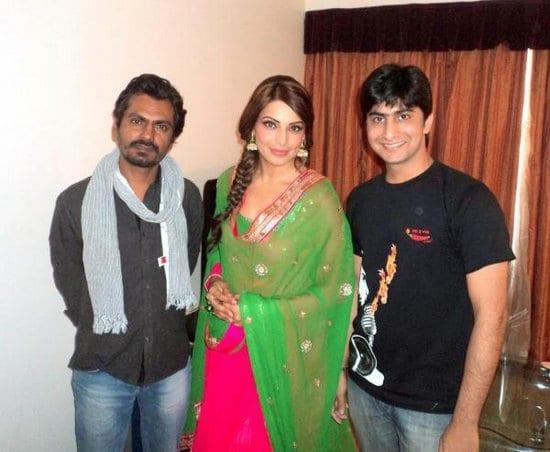 Bipasha Basu and Nawazuddin Siddiqui Promoting Aatma in Indore
