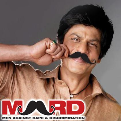 Farhan Akhtar Launches MARD with Shah Rukh Khan