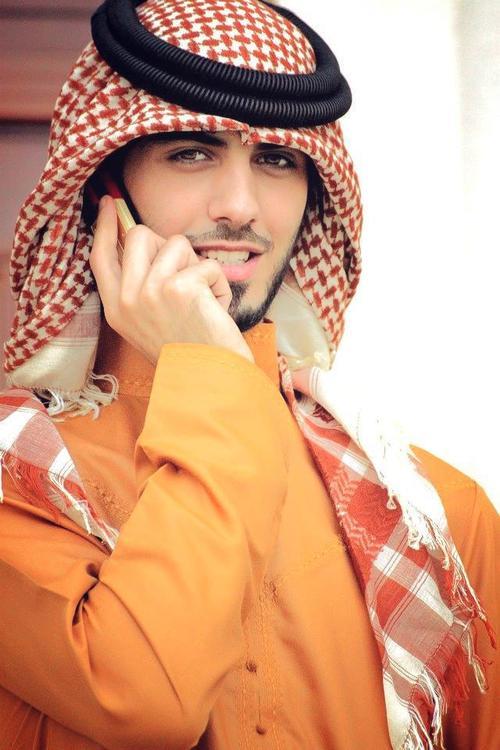 Meet Omar Borkan Al Gala - A Dubai Model in Canada