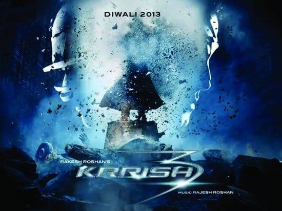 Hrithik Roshan in Krrish 3