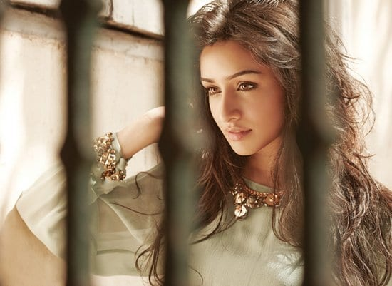 Shraddha Kapoor in a New Photoshoot in Filmfare Magazine