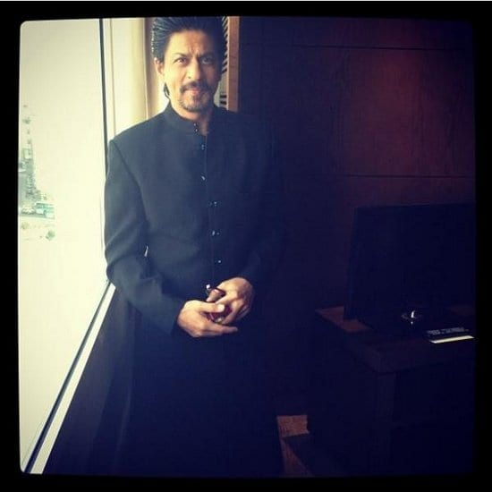 Shah Rukh Khan Spotted in Morocco