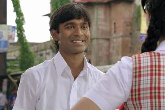 dhanush school boy