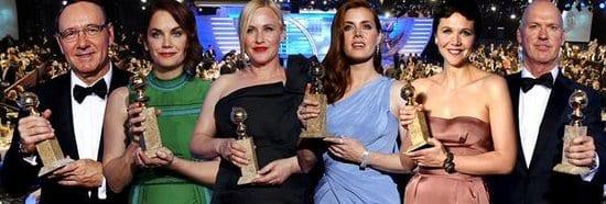 Matt Bomer, Gina Rodriguez, Ruth Wilson, Julianne Moore, Michael Keaton, Amy Adams, Patricia Arquette, Kevin Spacey, Jeffrey Tambor and Joanne Frogatt Win Golden Globes Awards 2015