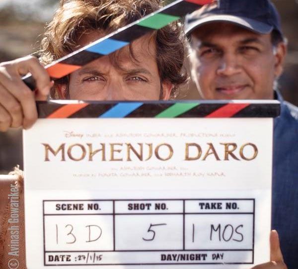 Hrithik Roshan and Ashutosh Gowariker start working on Mohenjo Daro