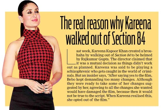 Kareena Kapoor Doesn't Want to Be in Serious Films