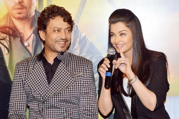 Irrfan Khan on Aishwarya Rai Bachchan in Jazbaa