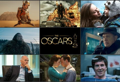 Leonardo DiCaprio, Brie Larson, Mark Rylance, Alicia Vikander and Many More are the Oscar 2016 Winners