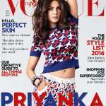 Priyanka Chopra on Vogue Magazine