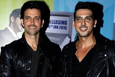 Zayed Khan on his sister Sussanne Khan supporting Hrithik Roshan