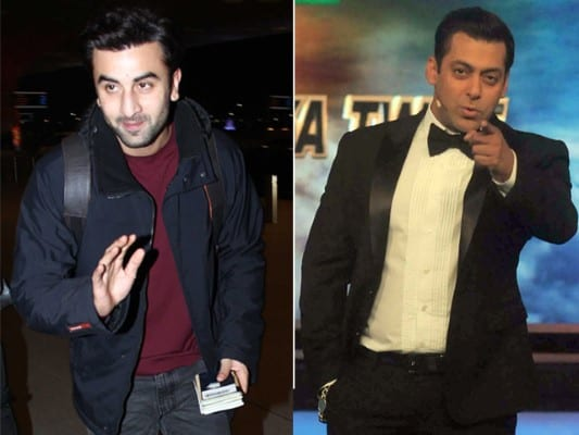 Ranbir Kapoor says he loved Salman Khan's Sultan