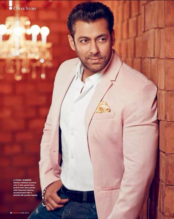 Salman Khan's movies break records for Indian Cinema