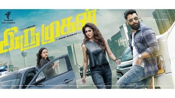 Vikram in dual role doesn't disappoint in Iru Mugan