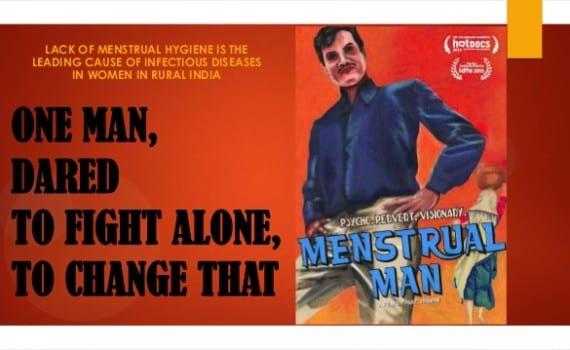 Akshay Kumar is making a film about Arunachalam Muruganantham and sanitary napkins