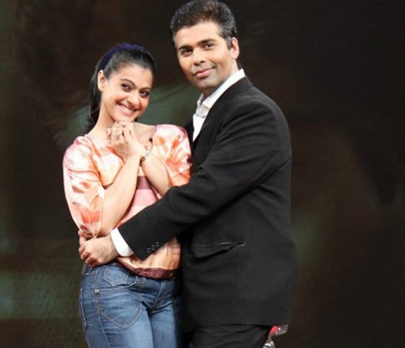 Karan Johar is still telling his Kajol story