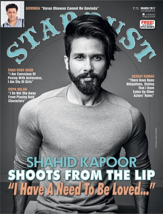 Shahid Kapoor on working with Vishal, films, and difference between Deepika & Kangana