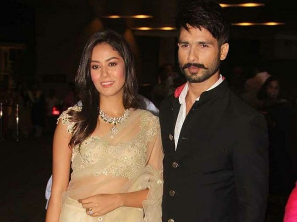 Shahid Kapoor's wife, Mira Rajput, started her own drama by speaking her mind