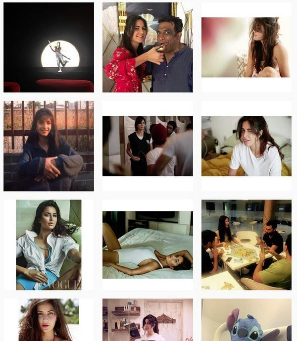 Karan Johar is responsible for Katrina Kaif's Instagram Account