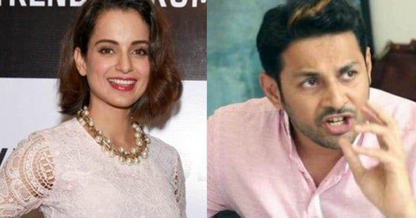 Kangana Ranaut said Apurva Asrani wanted her to take writing credit for Simran