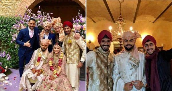 Anushka Sharma and Virat Kohli got married