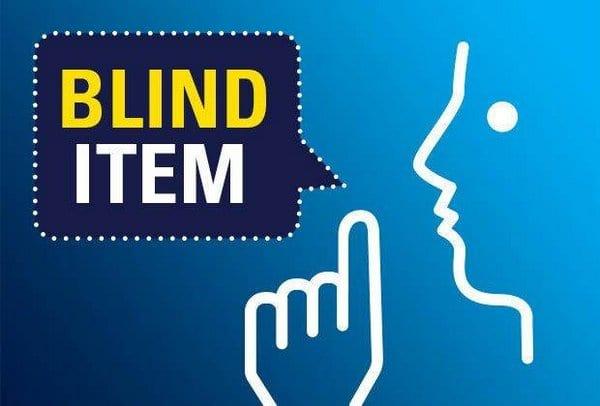 Bollywood Blind Item 2 – December 2017