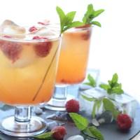 Raspberry Mango Palomas
