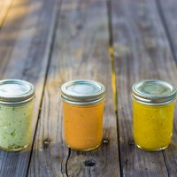Alkaline Diet Homemade Moroccan Turmeric Mayonnaise from Scratch