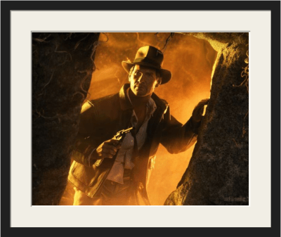 The Doctor is In - art rag print - 14x11 - One:Six Shooter