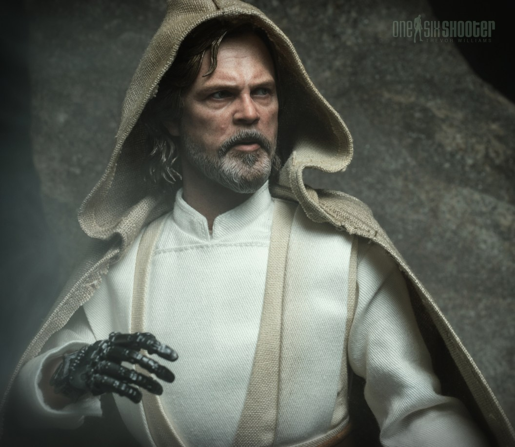 "Hot Toys Luke Skywalker ""Cave of the Jedi"" by One:Six Shooter"
