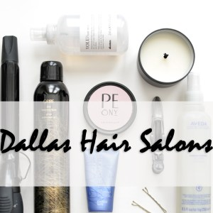 DALLAS HAIR SALONS